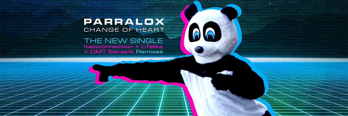 Parralox - Change of Heart (Italoconnection Remix) (Banner)